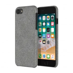 Incipio Esquire Series Slim Case for iPhone 8 - Gray Fabric