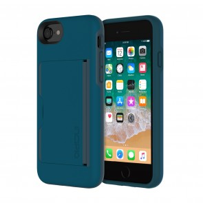 Incipio Stowaway for iPhone 8, iPhone 7 - Navy