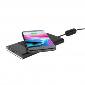 Incipio GHOST Qi 15W 3-Coil Wireless Charging Pad
