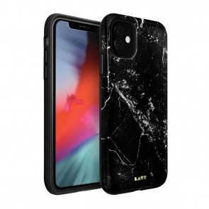 Laut iPhone 11 HUEX ELEMENTS MARBLE BLACK