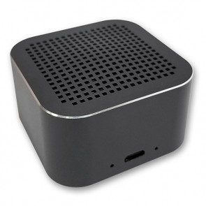 Qmadix Full Metal Jacket Qube Bluetooth Speaker