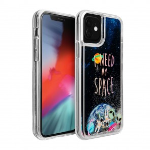 Laut iPhone 11 LIQUID GLITTER NEED MORE SPACE