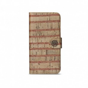 Reveal Striped Cork iPhone 6 Folio