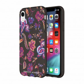 Rebecca Minkoff Be Flexible Case for iPhone XR - Hypnotic Floral