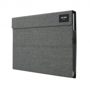 JACK SPADE Wrap Folio for Surface Pro 3/Surface Pro 4 - Tech Oxford Gray