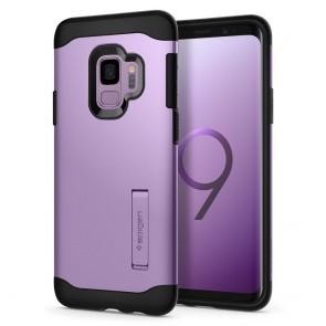 Spigen Samsung Galaxy S9 Slim Armor Lilac Purple
