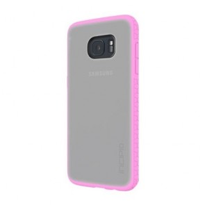 Incipio Octane for Samsung Galaxy S7 edge - Frost/Pink