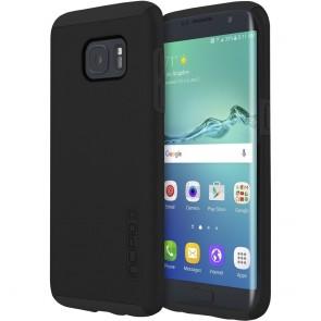 Incipio DualPro for Samsung Galaxy S7 edge -Black/Black