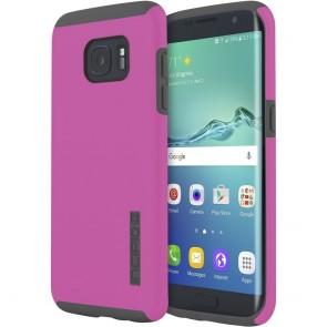 Incipio DualPro for Samsung Galaxy S7 edge -Pink/Gray