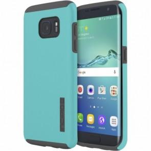 Incipio DualPro for Samsung Galaxy S7 edge -Teal/Gray