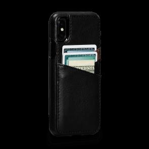 Sena Deen iPhone XR Lugano Wallet Black