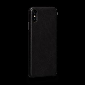 Sena Deen iPhone Xs Max LeatherSkin Black