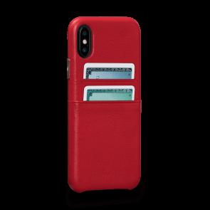 Sena Kyla iPhone X/Xs SnapOn Wallet Red