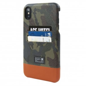 HEX iPhone X/Xs SHIELD WALLET CAMO