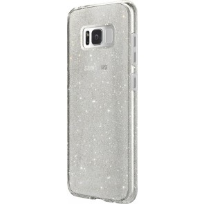 Skech Matrix Galaxy S8 Snow Sparkle