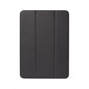 Decoded Leather Slim Cover for iPad Air 10.9 inch 4th Gen Black