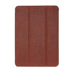 Decoded Leather Slim Cover for iPad Air 10.9 inch 4th Gen Cinnamon Brown