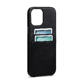 Sena SnapOn Wallet iPhone 12 Pro Max Black