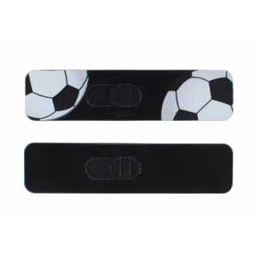 Kamshield Soccer Ball/Black