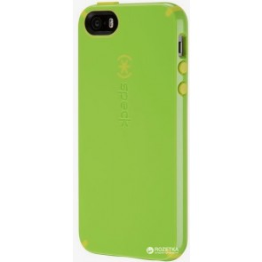 Speck iPhone 5/5s/5se CandyShell TENNIS BALL GREEN/ANTIFREEZE