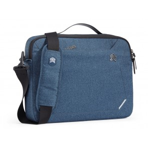 "STM Myth laptop brief 8L designed for 15/16"" slate blue"