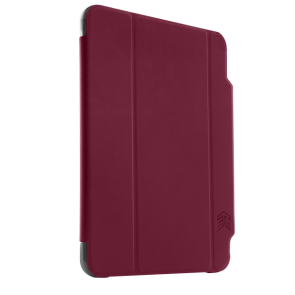 "STM dux studio iPad Pro 12.9""/4th Gen - 2020 dark red"