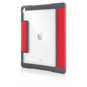 "STM dux plus iPad Pro 9.7"" case - red"