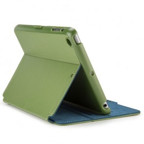 Speck iPad mini, 2 and 3 StyleFolio Moss Green / DeepSea Blue