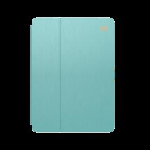 Speck iPad 9.7-Inch (2017), 9.7-Inch iPad Pro, iPad Air 2/Air  Balance Folio - Surf Teal/Mykonos Blue/Cantaloupe Orange