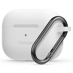 Spigen Apple AirPods Pro Case Silicone Fit - White