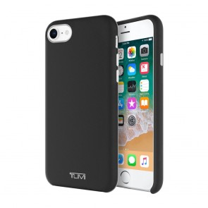 TUMI Leather Wrap Case for iPhone 8, iPhone 7 - Black