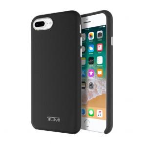 TUMI Leather Wrap Case for iPhone 8 Plus & iPhone 7 Plus - Black
