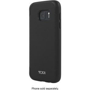 TUMI Coated Canvas Co-Mold Case for Samsung Galaxy S7 - Coated Canvas Black