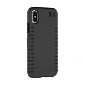 Under Armour UA Protect Grip Case for iPhone X - Black/Black