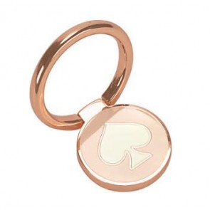 kate spade new york Universal Ring Stand - Spade Blush/Cream/Rose Gold