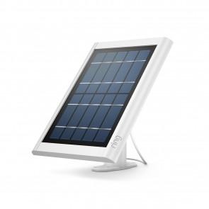 Ring Solar Panel for Battery Spotlight Camera- White
