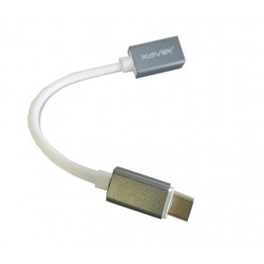 "Professional Cable USB C Reversible Male 3.1 to USB ""A"" Female"