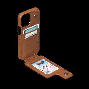 Sena Walletskin iPhone 12 Pro Max Brown