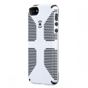 Speck iPhone 5/5s CandyShell Grip White/Black