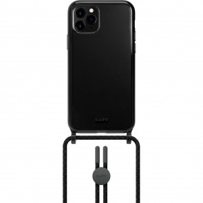 Laut iPhone 12/iPhone 12 Pro CRYSTAL-X(NECKLACE) ULTRA BLACK