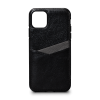 Sena Lugano Wallet iPhone 11 Black/Grey