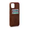 Sena Snap On Wallet iPhone 11 Cognac
