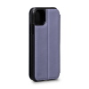 Sena WalletBook iPhone 11 Black/Periwinkle