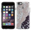 Speck Products Inked Luxury Edition Case for iPhone 6/6S - Retail Packaging- Golden Glacier/Black