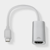 intelliARMOR lynkDisplay USB C to HDMI - Space Gray