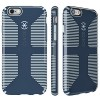 Speck Products CandyShell Grip Case for iPhone 6/6S - Shadow Blue/Nickel Grey