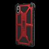 Urban Armor Gear - Monarch Case For Apple iPhone Xs Max - Crimson