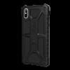 Urban Armor Gear - Monarch Case For Apple iPhone Xs Max - Matte Black