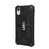 Urban Armor Gear - Monarch Case For Apple iPhone XR - Carbon Fiber
