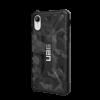 Urban Armor Gear - Pathfinder Case For Apple iPhone XR - Midnight Camo